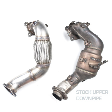 Blog does a downpipe make a difference on a stock turbo ms3 aftermarket sciox Images