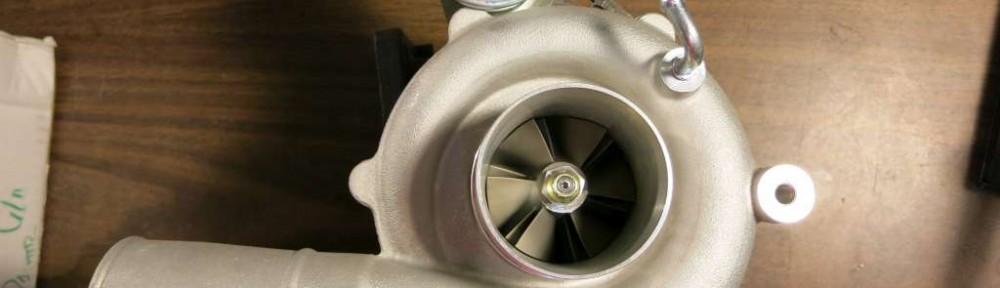 BNR S3 turbo compressor