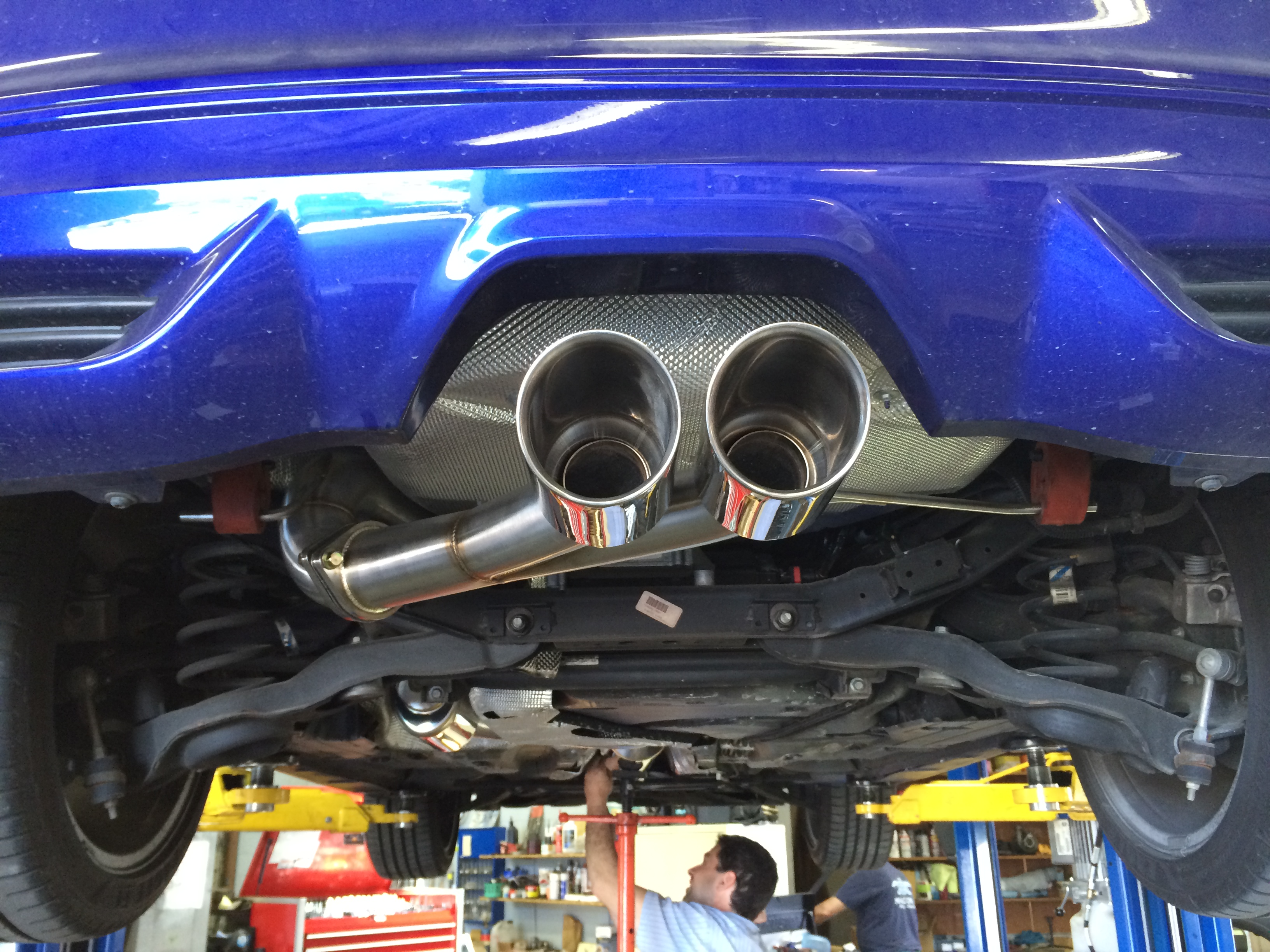 Blog Ford Focus St Modifications Guide By Stratified Auto 2007 Fusion Exhaust From