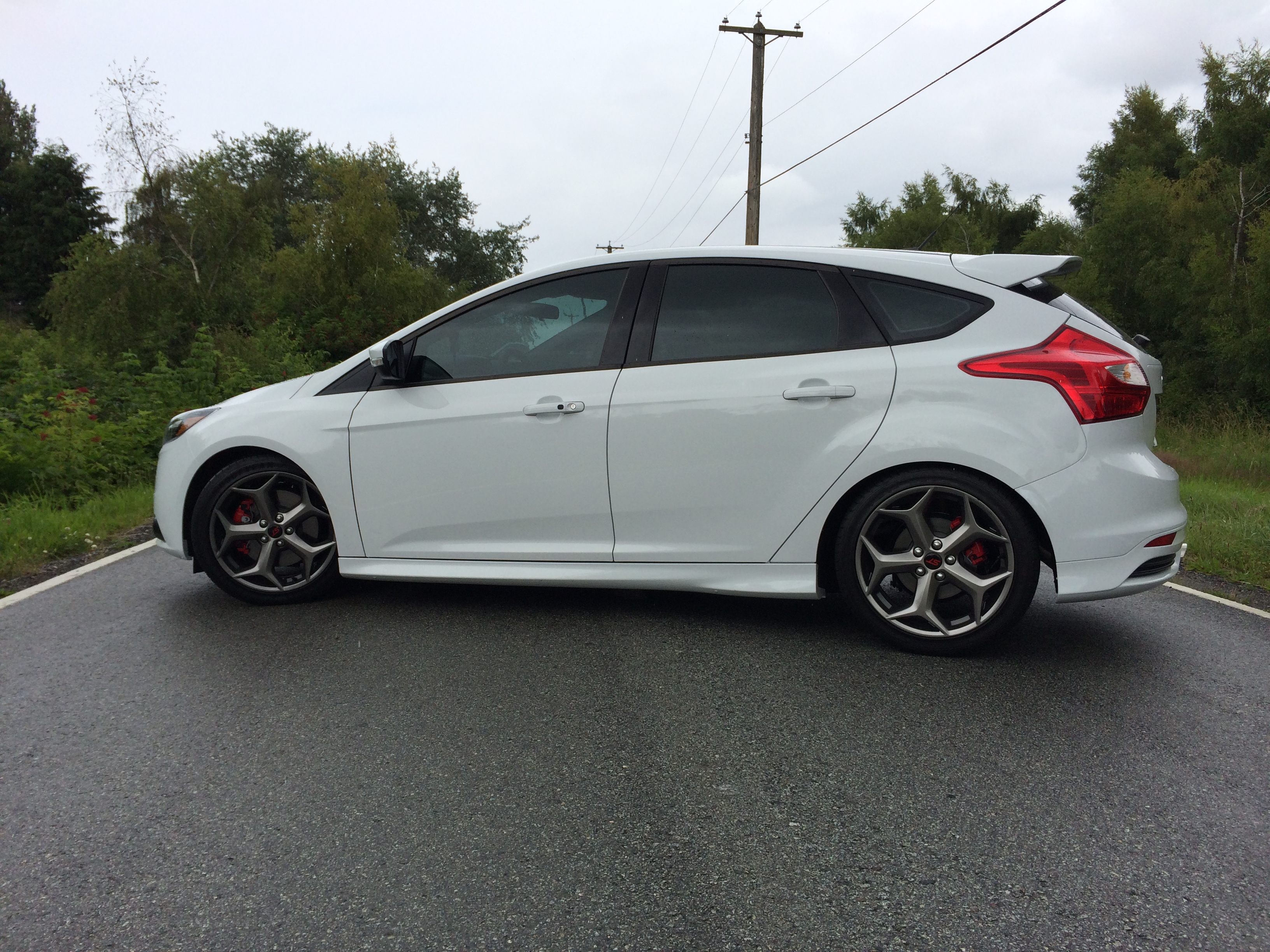 Blog : Ford Focus ST Modifications Guide by Stratified Auto