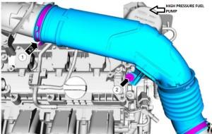 Focus ST Ecoboost High Pressure Fuel Pump 0