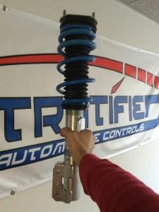 Fiesta ST Bilstein Front Built Stratified