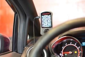 Fiesta ST E85 Tune Dyno 5