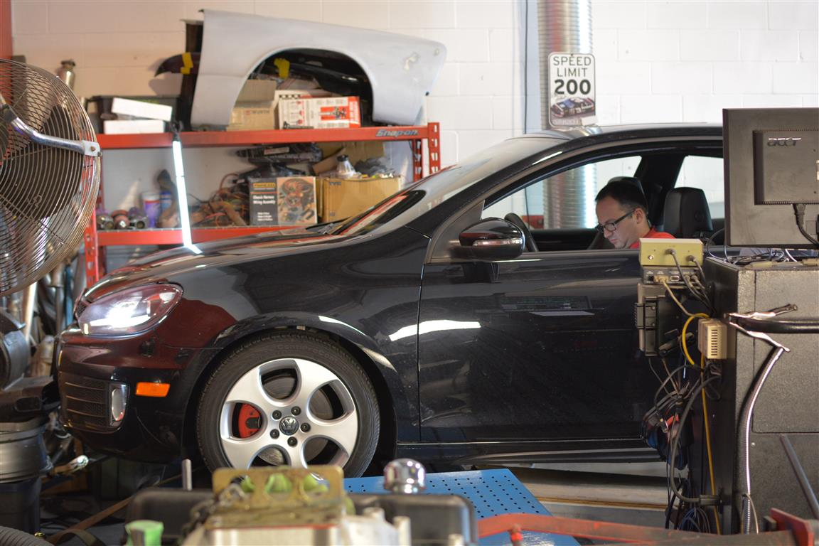 Blog : Tuning the MK6 GTI: Stg 1, E85, Limits and Findings