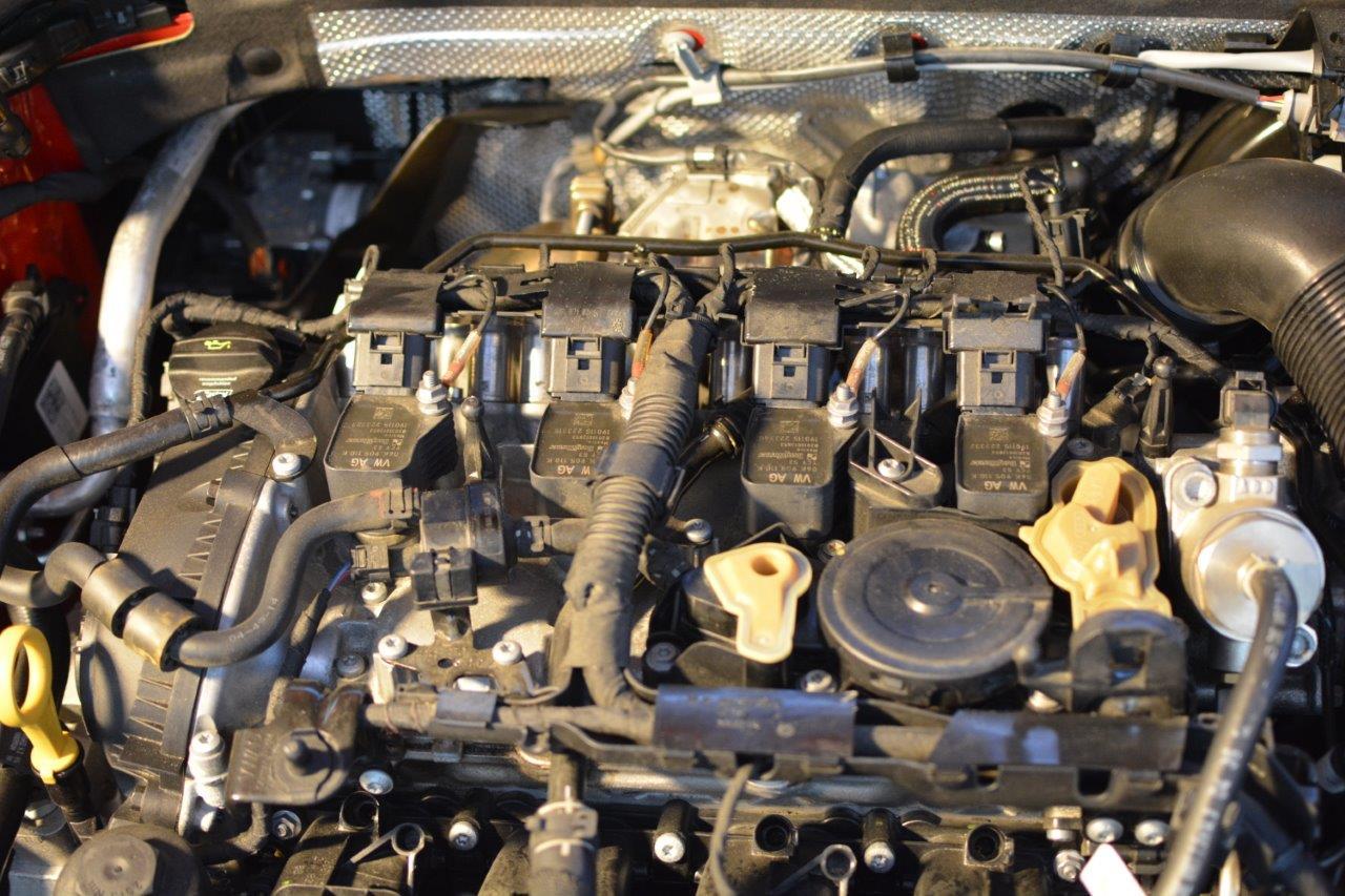 Blog : MK7 GTI Step Colder Spark Plugs and Compression Test