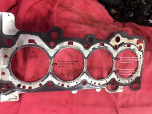 focus-rs-failed-head-gasket